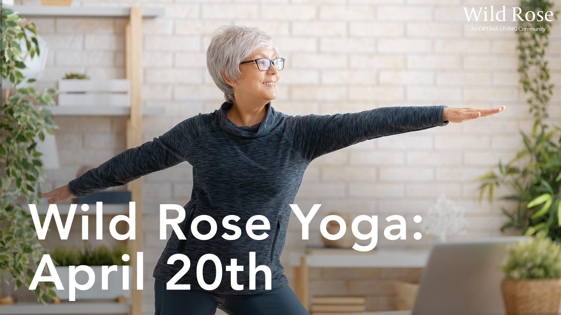 Wild Rose Yoga: April 20