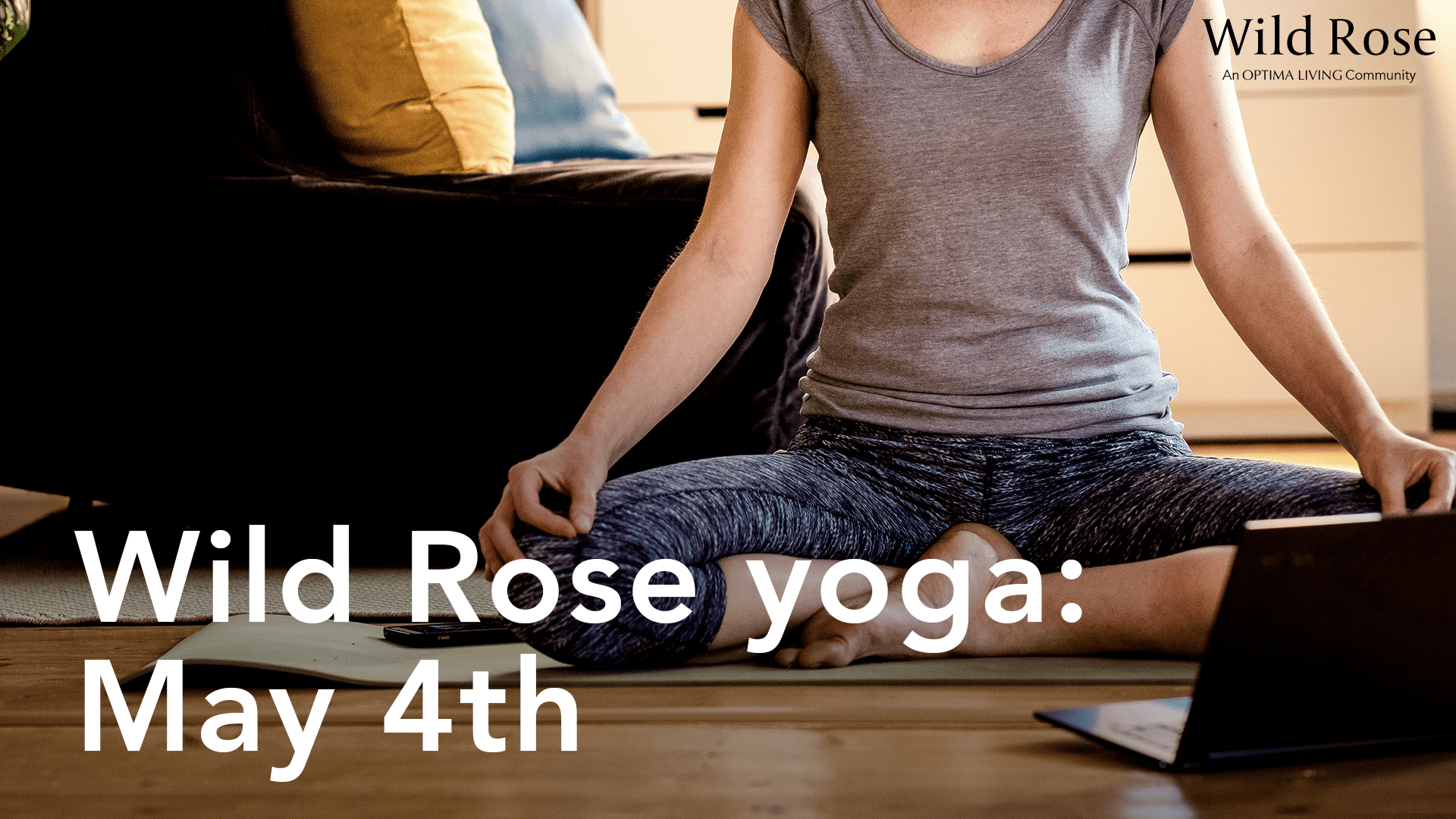 Wild Rose Yoga: May 4th